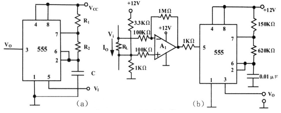 Unstable Voltage Controlled Oscillator
